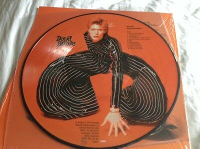 """David Bowie All The Young Dudes Rare Picture Disc 10"""" Compilation LP Rare Tracks"""