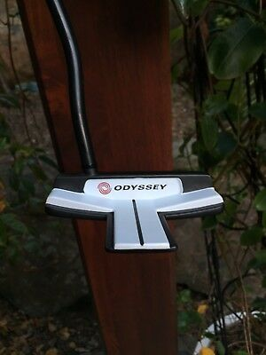 Odyssey Works Big T Blade Putter 34""