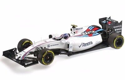 Minichamps Resin 1:18 2015 Williams Martini FW37 - Valtteri Bottas - 117150077
