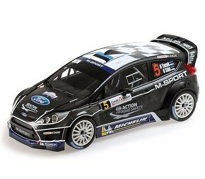Minichamps - 1:18 Ford Fiesta RS Rally France Alsace 2012 - 151120805