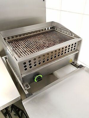 commercial chargrill