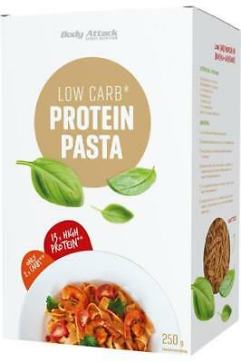 (15,96 € / kg) Body Attack Low Carb-Protein-Pasta - 250g