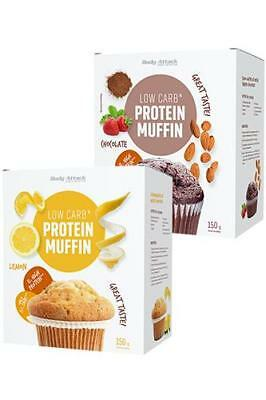 (26,60 € / kg) Body Attack Low Carb Protein-Muffin - 150g
