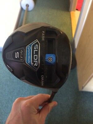 Taylormade Sldr 460 S driver