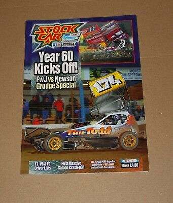 Stock Car Magazine March 2014