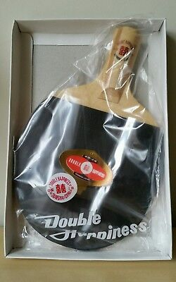 Double Happiness Vintage Style Table Tennis Racket Paddle Penholder NEW IN BOX!
