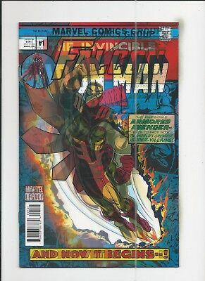 Falcon #1 Lenticular Variant Cover near mint (NM) condition