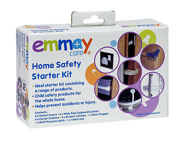 Emmay Care - Baby Toddler Child Safety Starter Pack Warehouse Clearance