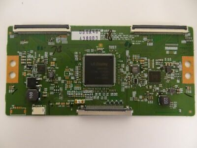 USED LG 60UB8200-UH TV T-Con Board 6870C-0538A (Television