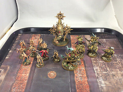Warhammer 40k Death Guard Starter Army Know No Fear Painted
