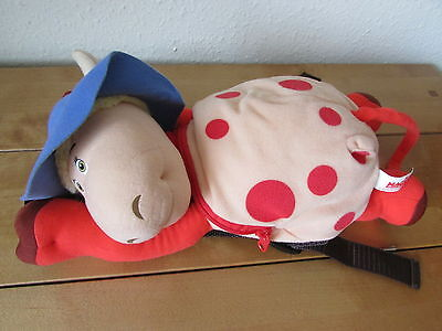 Fab Retro *ermintrude* Cow Plush Rucksack Backpack - The Magic Roundabout