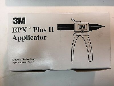 3M Scotch-Weld EPX Plus II Applicator - Epoxy 62-9170-9930-1 - NEW IN BOX