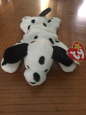 e1064a0162e TY DOTTY THE DALMATIAN BEANIE BABY - MINT with MINT TAG -  2.95 ...