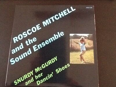 Roscoe Mitchell And The Sound Ensemble - Nessa N-20