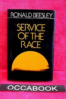 Service of the Race - Ronald Beesley  | book | livre
