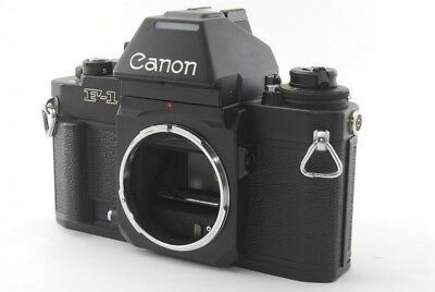 [Excellent +++] Canon New F-1 AE Finder 35mm SLR Film Camera From Japan 187422