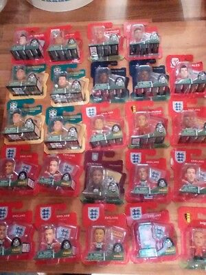 soccerstarz football player figures collectibles x24