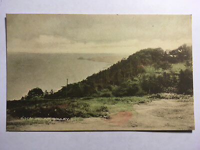 Rock Mount, Bouley Bay - Jersey - Old Unposted Postcard