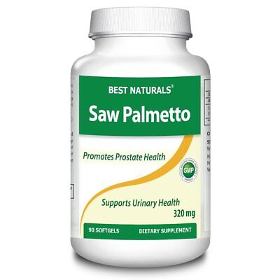 Best Naturals, Saw Palmetto 320 mg 90 Softgels