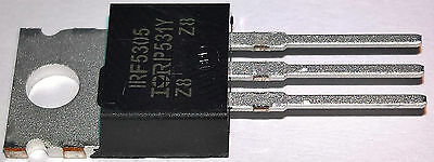 10 x IRF5305 P-Channel Mosfet bis 31A