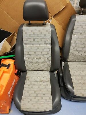 Vw Caddy Front Seats, From 2011 Caddy