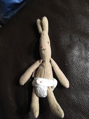 Maileg Micro rabbit with nappy