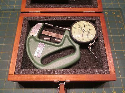 Machinist Tools * Thickness Gage * Federal * 22P-134