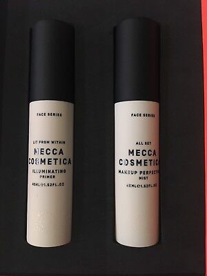 Mecca Cosmetica Lit From Within Illuminating Primer & All Set Perfecting Mist