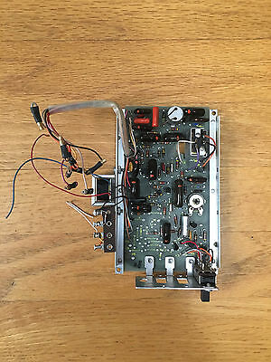 Motorola Alert Monitor NLN 6648A Private Line Decoder Board