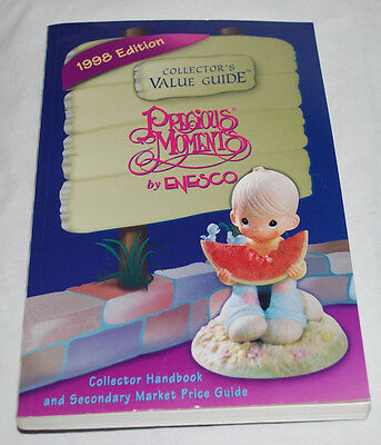 Precious Moments Collectors Value Guide by Enesco 1998 Edition Handbook Book
