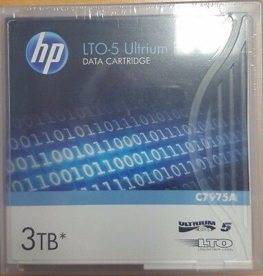 HP C7975A LTO Ultrium-5 1.5TB/3TB Tape