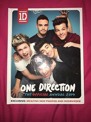 One Direction - The Official Annual 2014 -