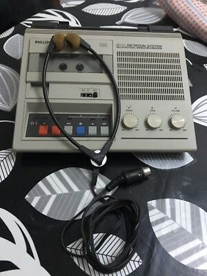 Philips 510 Dictation System
