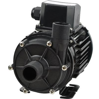 Jabsco Mag Drive Centrifugal Pump - 21Gpm - 110V Ac - 21.13 Gpm Open Flow