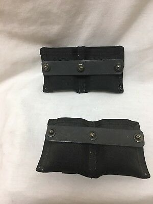Eagle Industries Old School Pistol Mag Pouch Black Glock 20 21 USP SWAT