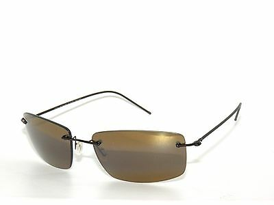 7d5ef5aa3ddf3 Maui Jim Sandhill H715-25A Gloss Brown hcl Bronze Polarized Sunglasses