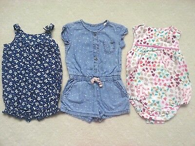 """Sz 0 Girl's Summer x 3pcs,"""" Peter Alexander & More..."""",Excellent Used Condition!"""