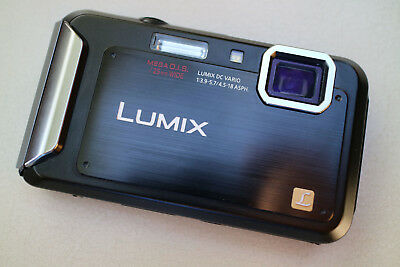 panasonic lumix dmc ft5 manual
