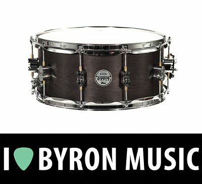 PDP Concept Maple Snare Drum Black Wax 6.5x14 Inch