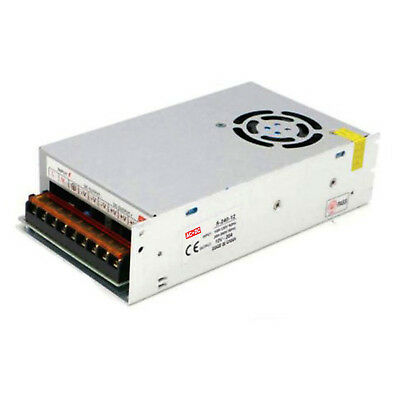 240W 12V 20A AC/DC Switching Power Supply for 3D printer LED Light