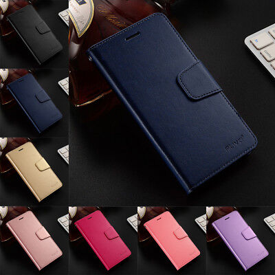 For Huawei P20 Pro P10 P8 P9 Lite Mini 2017 Leather Wallet Magnetic Case Cover