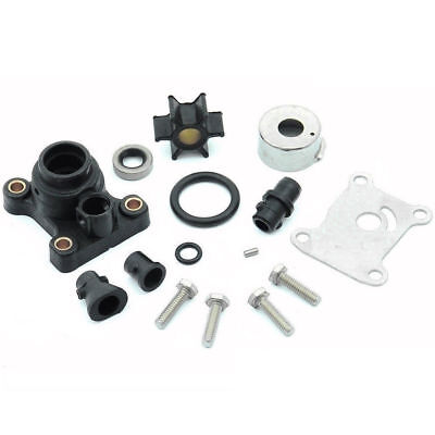 Water Pump Impeller Kit for Johnson Evinrude 9.9 15 Hp Outboard 391698 394711 AS