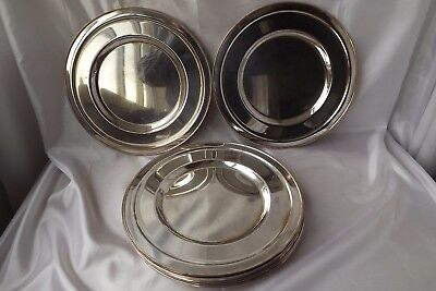 silver plated platters plates wedding