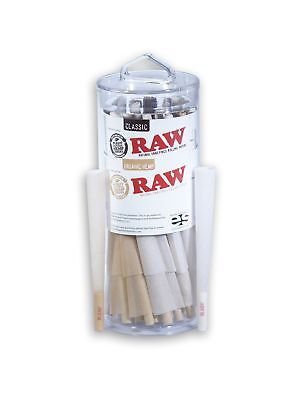 RAW King Size Organic and Classic Pre-Rolled Cones Bundle (25 Classic and 25 ...