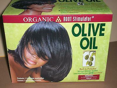 ORS Organic Olive Oil  Root Relaxer Normal Haarglättung - Anleitung in Deutsch