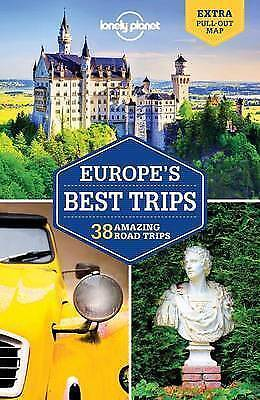 Europe's Best Trips 2017 Lonely Planet Travel Guide	9781786573261