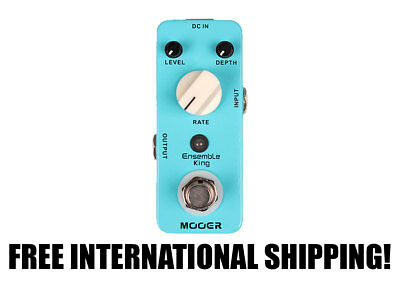 Mooer Audio Ensemble King Analog Chorus FREE INTERNATIONAL SHIPPING