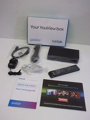 Huawei Talk Talk Youview Box Dn360T Freeview Receiver With Catch Up Tv