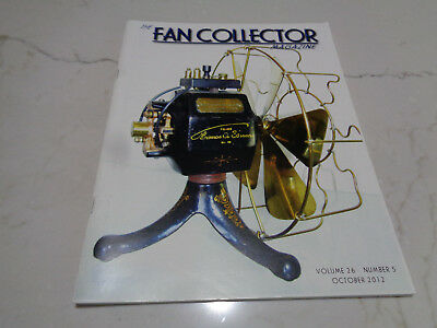 The Fan Collector Magazine Volume 26 Number 5 October 2012