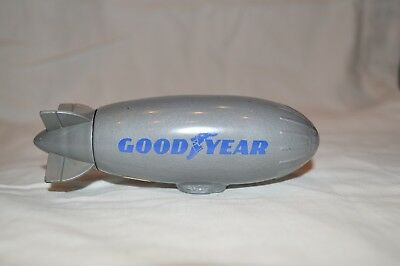 Vintage Avon Decanter Goodyear Blimp Avon Wild Country After Shave